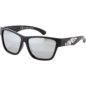 UVEX Sportstyle 508 Glasses Kids black mat/silver